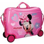 Minnie Mouse Fabulous Rolling Suitcase