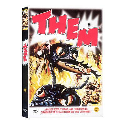 Them! (1954) DVD - Gordon Douglas , James Whitmore