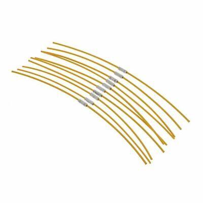 10 X Resistente Cortasetos Desbrozadora Corte Líneas Para Bosch ART30 Combitrim