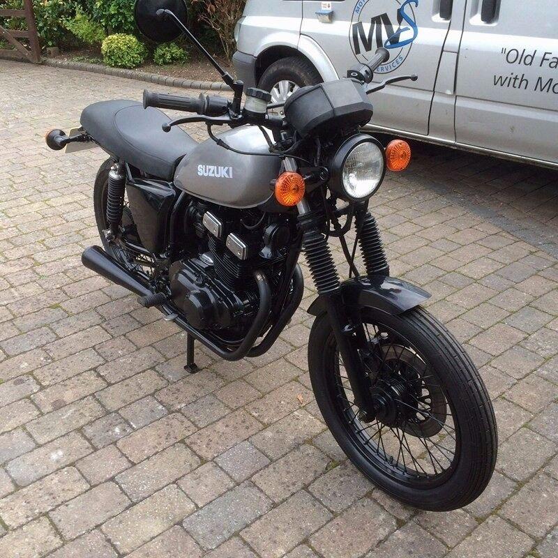 Price lowered 1981 Suzuki gs 250