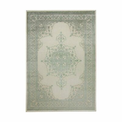 Abacasa Napa Ashton Green and Ivory 8x11 Area Rug