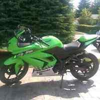 2010 Ninja 250r special edition
