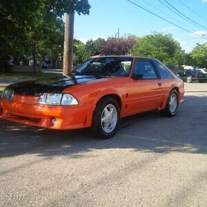 1991 ford mustang 5.0L 5 spd
