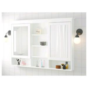 Bathroom wall cabinet IKEA Hemnes Brand New in Box