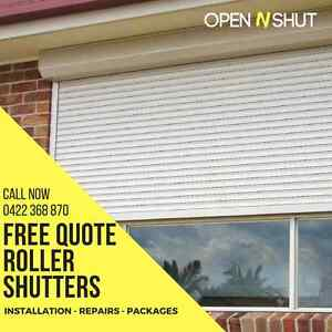 Roller Shutters Solutions for Home/Business - Free Consultation Findon Charles Sturt Area Preview