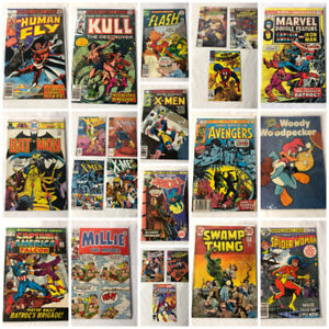 Old Comic Books - Online Auction