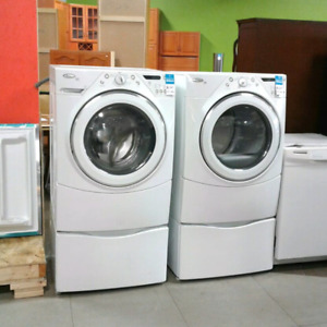 Washer & dryer for sale @HFHGTA