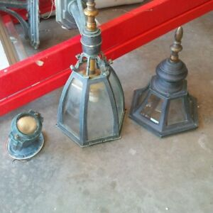 Authentic Hanover Lanterns and Directional Lights