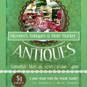 Outdoor Vendors - Antiques and More Market