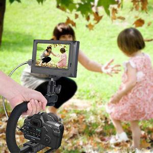 Hand Schwebestative DSLR Video Kamera Stabilizer Handgriff für Camcord LI 07