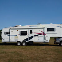 1999 Thor Signature 30ft 5th Wheel