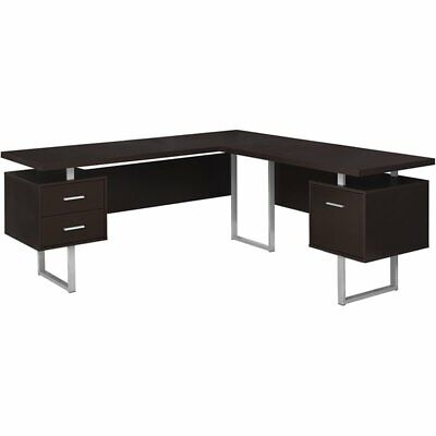 Monarch Specialties I 7305 Computer Desk Left or Right Facin