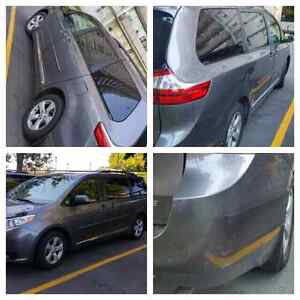 Toyota sienna 2015 lease takeover