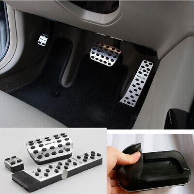 für Benz AMG C/E/CLS/GLK/SLK Class AT Auto Pedalen Gaspedal Pedal Styling 3PCS