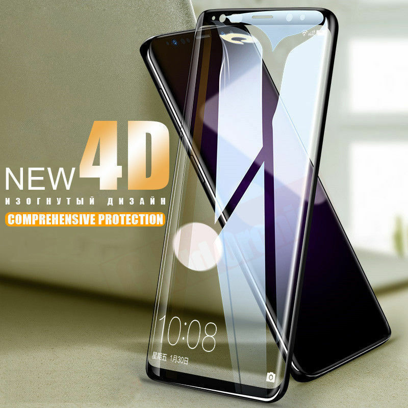 Samsung Galaxy S9 S8 Plus Note 8 9 4D Full Cover Tempered Glass Screen Protector -   10 - Samsung Galaxy S9 S8 Plus Note 8 9 4D Full Cover Tempered Glass Screen Protector