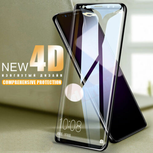 Samsung Galaxy S9 S8 Plus Note 8 9 4D Full Cover Tempered Glass Screen Protector -   84 - Samsung Galaxy S9 S8 Plus Note 8 9 4D Full Cover Tempered Glass Screen Protector