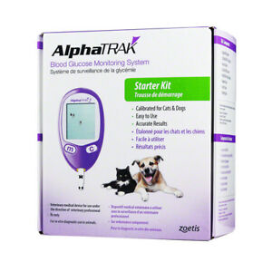 AlphaTrak Dog and Cat Blood Glucose Monitoring System