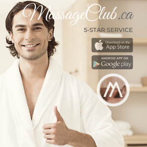 In-home massage by an RMT | Insurance receipts