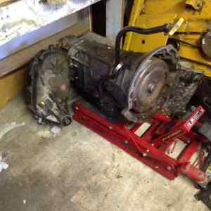 Transmission for 2000 Jeep Grand Cherokee 4.7 AWD