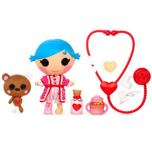 Brand New in Box Lalaloopsy Sew Cute Patient Doll & Playset