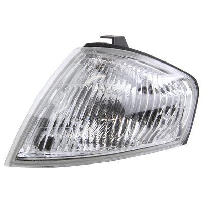 NS Passenger Side Front Indicator Light Lamp - Mazda 323 F/P MK6 1998-2004 Hatch