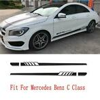 Gloss Black Auto Side Rok Auto Sticker-AMG Edition 507