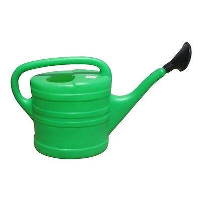 12L Plastic Watering Can with Rose Garden Plants Indoor Outdoor Water Sprinkler