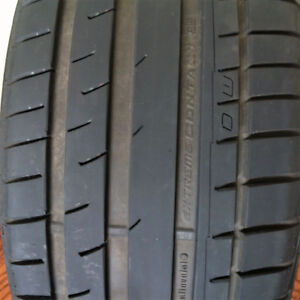 TIRE Continental ExtremeContact™ DW     225/40/19