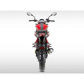 Benelli BN 125 Euro 4 - Naked Commuter Motorcycle