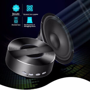 A5 Wireless Portable Stereo Mini Bluetooth Outdoor Subwoofer