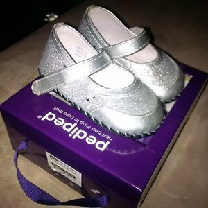 pediped shoes 6-12 months