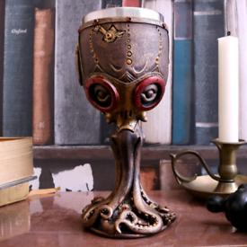 Steampunk goblet
