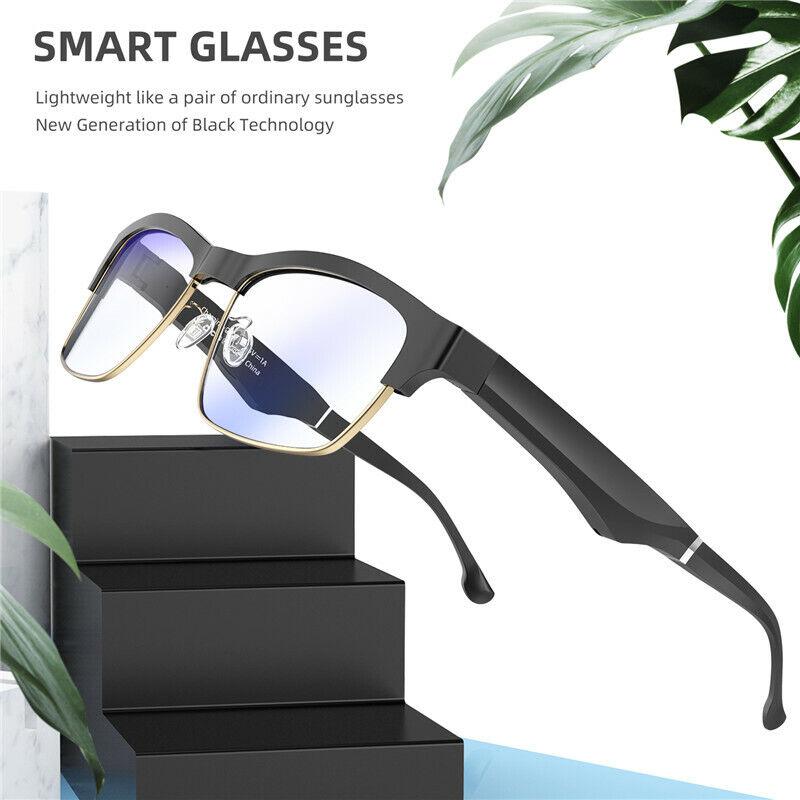 W-K2 Anti-blue light Smart Bluetooth Glasses Telephone Music Sunglasses Eyeglass