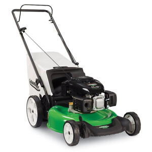 "21"" Lawn-Boy 3-in-1 Discharge High Wheel Powered Push Lawn Mower"