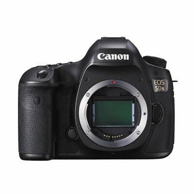 Canon EOS 5DS DSLR Camera (Body Only) Multi From EU Nuevo