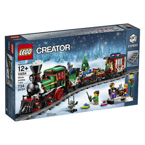 (New) Lego Creator Expert 10254 - Winter Holiday Train