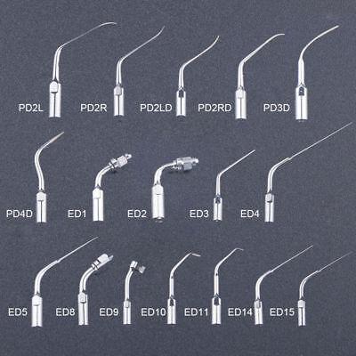 Dental Ultrasonic Scaler Scaling Endo Perio Tip Fit Dtesatelec Handpiece P E G