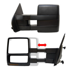 NEW OEM Style Towing Mirrors for 2007-14 Ford F150