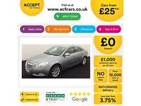 Vauxhall/Opel Insignia 2.0CDTi 16v ( 130ps ) 2011.5MY Exclusiv FROM £25 PER WEEK