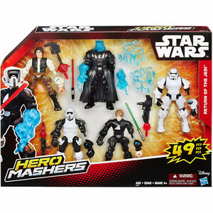 Star Wars Mashers 5 Pieces