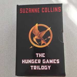 The Hunger Games Trilogy $25.00 Stratford Kitchener Area image 1