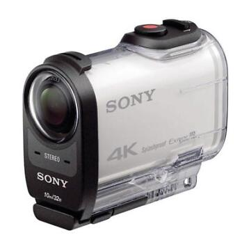 Sony FDR-X1000VR 4K Action Cam Remote kit