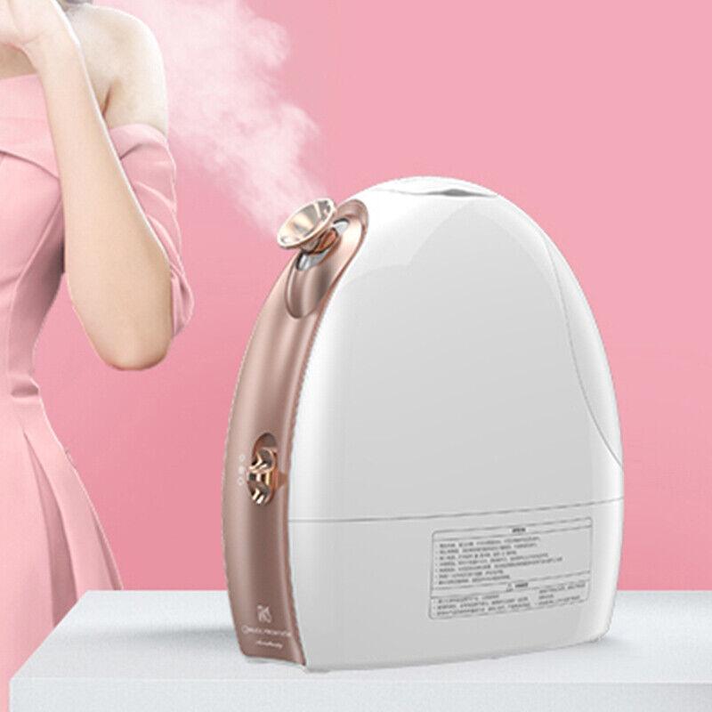 MKS NV8388 Nano Ion Hot Steam and Cold Air Facial Humidifier