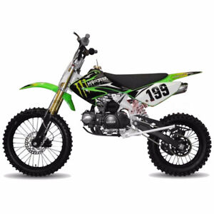 Monster edition!! Full Size!! 125cc Manual Dirtbike!!New Units