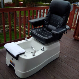 For sale: Pedicure chair