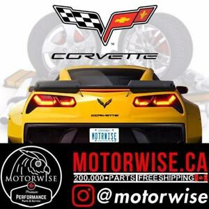 Chevrolet Corvette Performance Parts | Browse, Shop & Order Online at www.motorwise.ca | Free Shipping Canada Wide