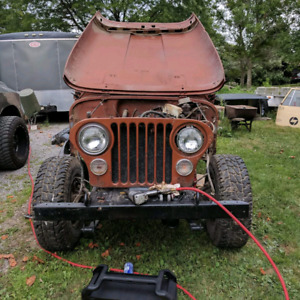 1981 Jeep CJ-7 with ownership