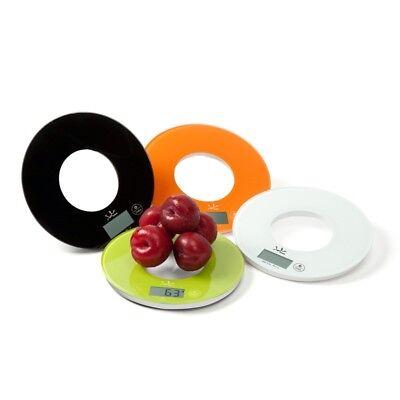 Balanza cocina electrica circular digital precision JATA 722 electronica Colores