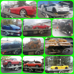 Towing any where in CANADA OR USA 416-993-2274