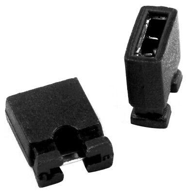 2x200pcs Dvd Hdd Pc Mainboard Pcb Plugs Jumper Caps 2-pin A8s3